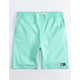 LIRA Charger 2 Mint Boys Volley Shorts