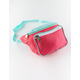 Watermelon Color Block Fanny Pack