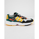 ADIDAS Yung-96 Green & Bold Gold Mens Shoes