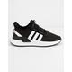 ADIDAS U_Path Run Core Black & Future White Boys Shoes