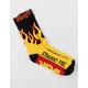 DGK Straight Fire Mens Crew Socks
