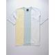 HUF Arena Futbol Yellow Mens T-Shirt