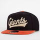 AMERICAN NEEDLE Vault Giants Mens Snapback Hat