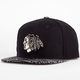 AMERICAN NEEDLE Ancestor Blackhawks Mens Strapback Hat
