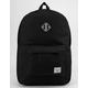 HERSCHEL SUPPLY CO. Heritage Black & Checkerboard Backpack