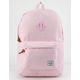 HERSCHEL SUPPLY CO. Heritage Pink Lady Crosshatch Backpack