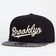 AMERICAN NEEDLE Brooklyn Dodgers Ancestor Mens Strapback Hat