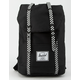 HERSCHEL SUPPLY CO. Retreat Black & Checkerboard Backpack