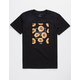 LA FAMILIA Sunflower Burst Boys T-Shirt
