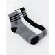 ADIDAS 3 Pack Originals Roller Mens Quarter Socks