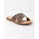SODA Lunacy Womens Sandals