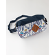 JANSPORT Waisted Spring Fields Floral Fanny Pack