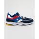 DC SHOES E. Tribeka SE Blue & Red Mens Shoes