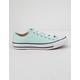 CONVERSE Chuck Taylor All Star Seasonal Color Teal Tint Womens Low Top Shoes
