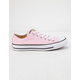 CONVERSE Chuck Taylor All Star Seasonal Color Pink Foam Womens Low Top Shoes