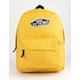 VANS Realm Classic Yolk Yellow Backpack