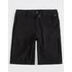 VANS Authentic Decksider Black Boys Shorts