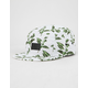 VANS Davis 5-Panel Rubber Co. Floral Mens Camper Hat