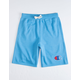 CHAMPION French Terry Blue Boys Sweat Shorts