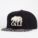 AMERICAN NEEDLE Cali Bear Mens Strapback Hat