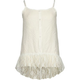 FULL TILT Lace Ruffle Girls Cami