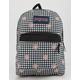 JANSPORT SuperBreak Gingham Daisy Floral Backpack