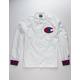 CHAMPION White Mens Coach Jacket