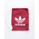 ADIDAS Originals Trefoil Burgundy Cinch Sack