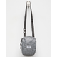 HERSCHEL SUPPLY CO. Cruz Raven Crosshatch Crossbody Bag
