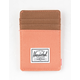 HERSCHEL SUPPLY CO. Raven Apricot Brandy & Saddle Brown Wallet
