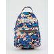 HERSCHEL SUPPLY CO. Nova Painted Floral Mini Backpack
