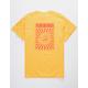 NEON RIOT Kanji Sunburst Mens T-Shirt