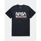 NEON RIOT NASA US Mens T-Shirt