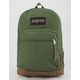 JANSPORT Right Pack New Olive Backpack