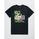 NEON RIOT Aloha Palms Mens T-Shirt