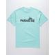 FUTURE PALMS Paradise Mens T-Shirt