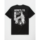 RSQ Here's To The Bad Times Mens T-Shirt