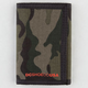 DC SHOES Ripstop Camo Wallet
