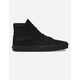 VANS Canvas Sk8-Hi Black Shoes