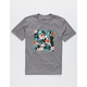 RVCA VA ATW Montague Boys T-Shirt