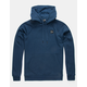 UNDER ARMOUR Rival Navy Mens Hoodie