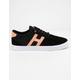 HUF Galaxy Black Mens Shoes