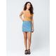 RHYTHM Brooklyn Denim Skirt