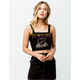 FULL TILT Sunrise Womens Crop Tank Top