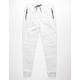 VECTION Fleece Zip Pockets Mens Jogger Pants