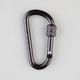 ROTHCO Locking Carabiner Keychain