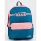 VANS Good Sport Realm Blue Backpack