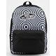 VANS Realm Black Warp Check Backpack