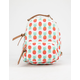 Pineapple Canvas Mini Backpack