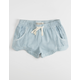BILLABONG Mad For You Chambray Girls Shorts